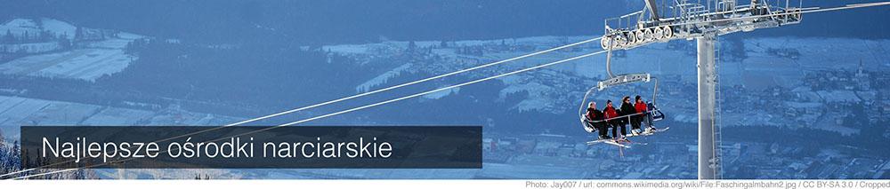 Najlepsze ośrodki narciarskie